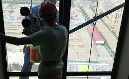 玻璃拆除 南昌高空作业
